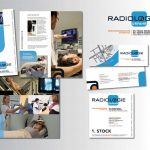 "Corporate Design, ""Radiologie Urfahr"""